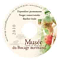 CD 8 cm musee bocage
